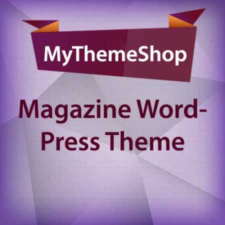 MyThemeShop Magazine WordPress Theme