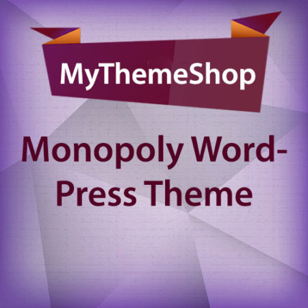MyThemeShop Monopoly WordPress Theme