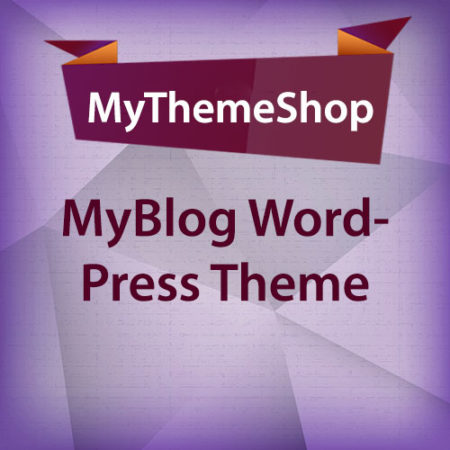 MyThemeShop MyBlog WordPress Theme