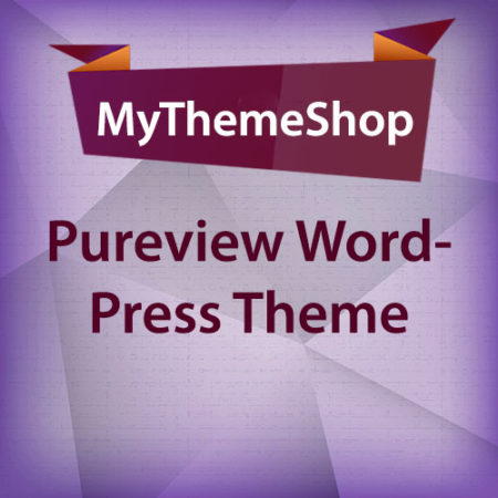 MyThemeShop Pureview WordPress Theme