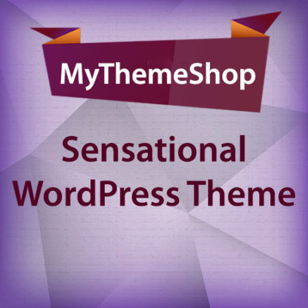 MyThemeShop Sensational WordPress Theme