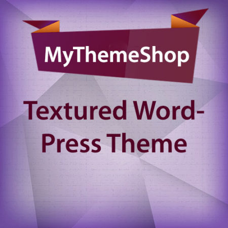 MyThemeShop Textured WordPress Theme