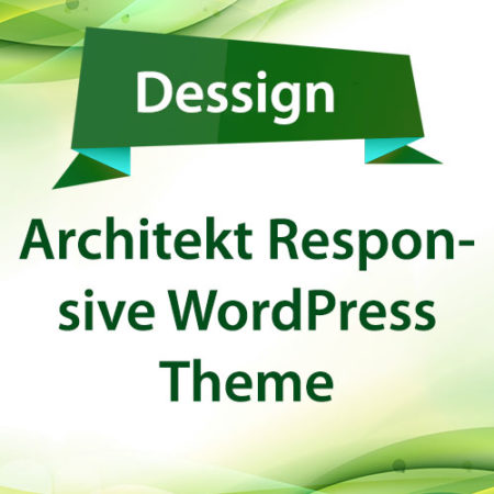 Dessign Architekt Responsive WordPress Theme