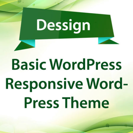 Dessign Basic WordPress Responsive WordPress Theme