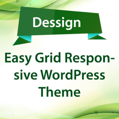 Dessign Easy Grid Responsive WordPress Theme