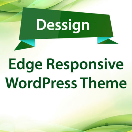 Dessign Edge Responsive WordPress Theme