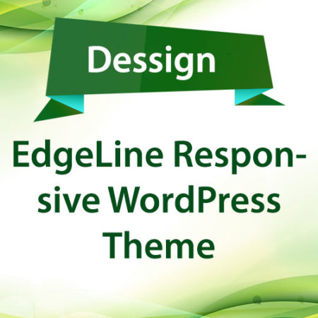 Dessign EdgeLine Responsive WordPress Theme