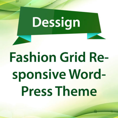 Dessign Fashion Grid Responsive WordPress Theme