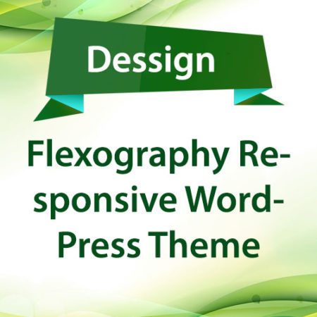 Dessign Flexography Responsive WordPress Theme