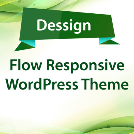 Dessign Flow Responsive WordPress Theme