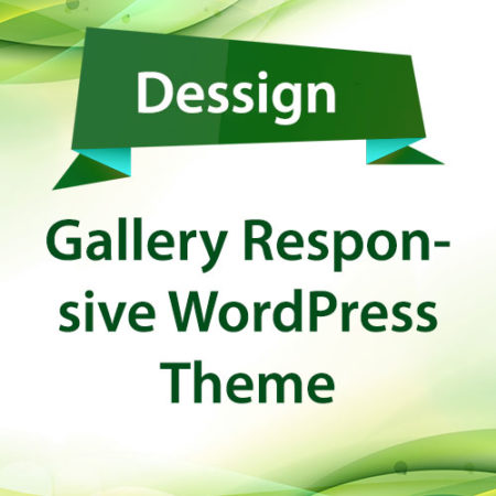 Dessign Gallery Responsive WordPress Theme