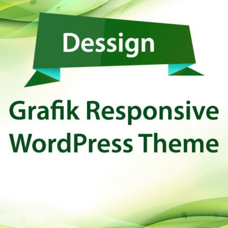 Dessign Grafik Responsive WordPress Theme