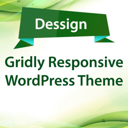 Dessign Gridly Responsive WordPress Theme