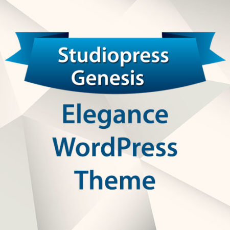 StudioPress Elegance WordPress Theme