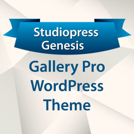 StudioPress Gallery Pro WordPress Theme