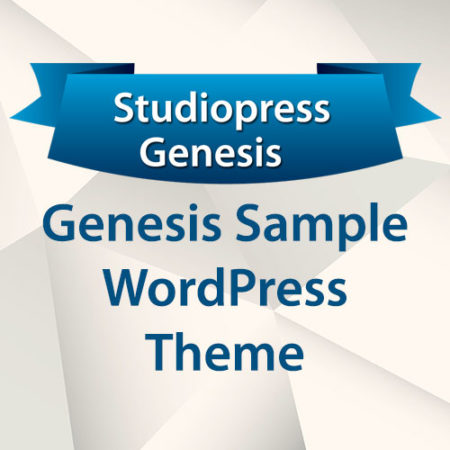 StudioPress Genesis Sample WordPress Theme