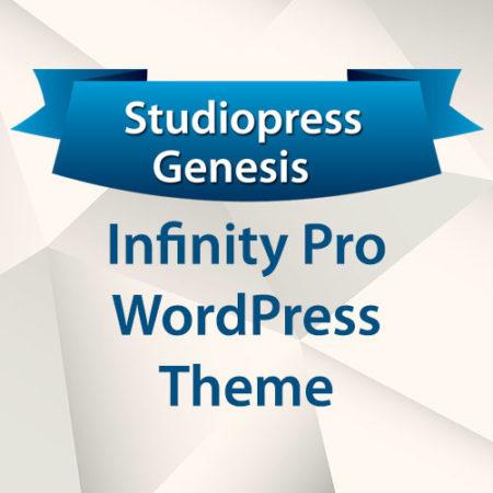 StudioPress Infinity Pro WordPress Theme