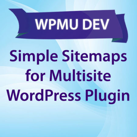WPMU DEV Simple Sitemaps for Multisite WordPress Plugin
