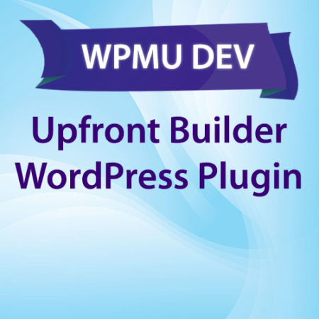WPMU DEV Upfront Builder WordPress Plugin