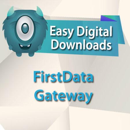 Easy Digital Downloads FirstData Gateway