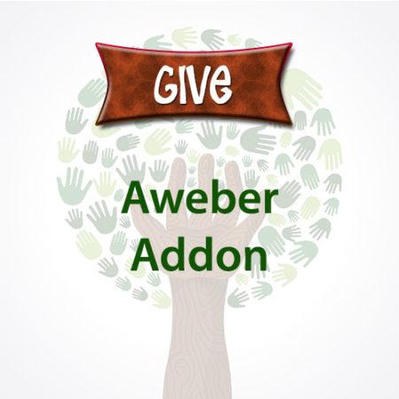 Give Aweber Addon