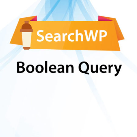 SearchWP Boolean Query