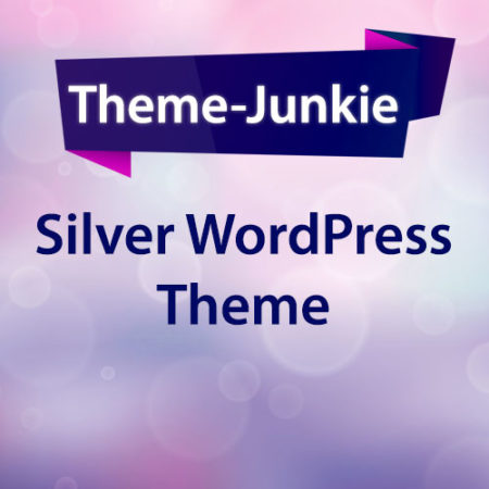 Theme Junkie Silver WordPress Theme