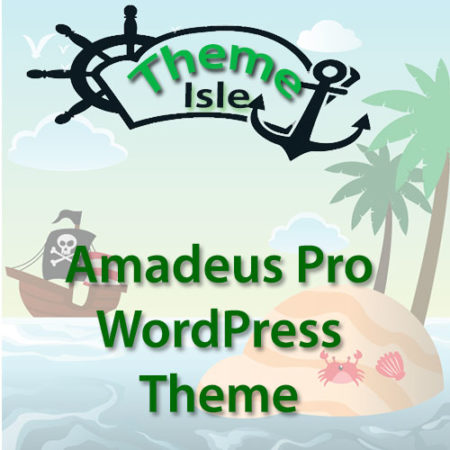 ThemeIsle Amadeus Pro WordPress Theme