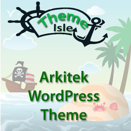 ThemeIsle Arkitek WordPress Theme