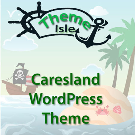 ThemeIsle Caresland WordPress Theme