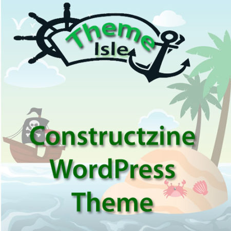 ThemeIsle Constructzine WordPress Theme
