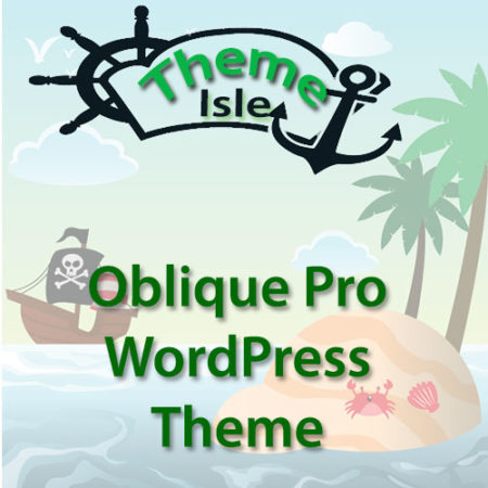ThemeIsle Oblique Pro WordPress Theme