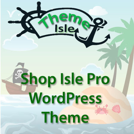 ThemeIsle Shop Isle Pro WordPress Theme