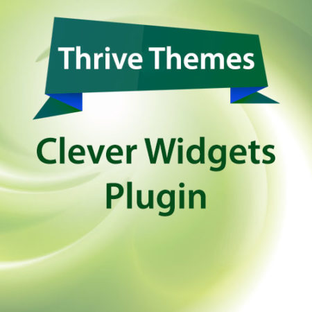 Thrive Themes Clever Widgets Plugin