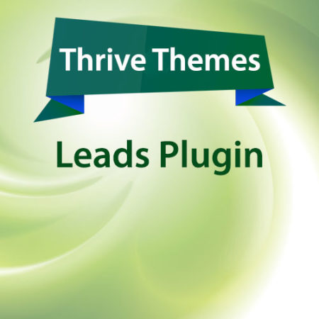 Thrive Themes Leads Plugin