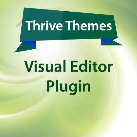 Thrive Themes Visual Editor Plugin