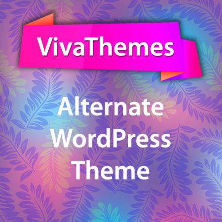 Viva Themes Alternate WordPress Theme