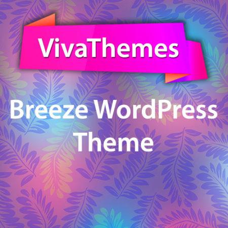 Viva Themes Breeze WordPress Theme
