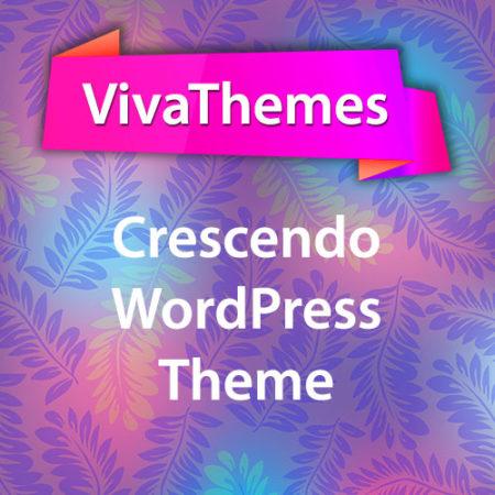 Viva Themes Crescendo WordPress Theme