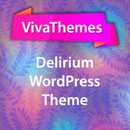 Viva Themes Delirium WordPress Theme