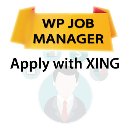 WP Job Manager Apply with XING