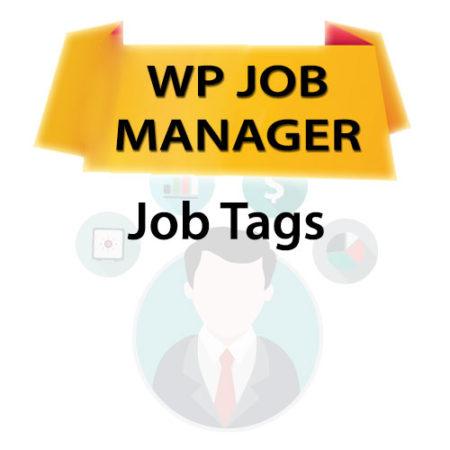 WP Job Manager Job Tags