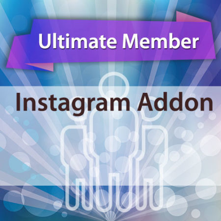 Ultimate Member Instagram Addon