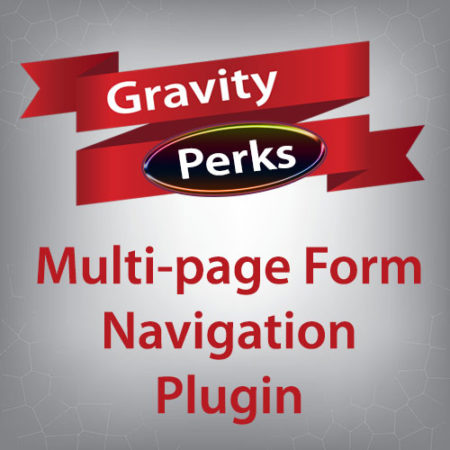 Gravity Perks Multi-page Form Navigation Plugin