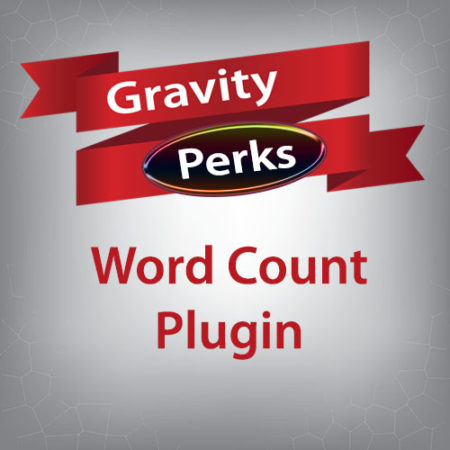 Gravity Perks Word Count Plugin