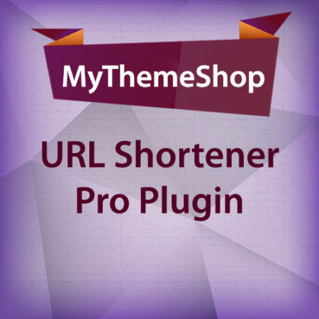 MyThemeShop URL Shortener Pro Plugin
