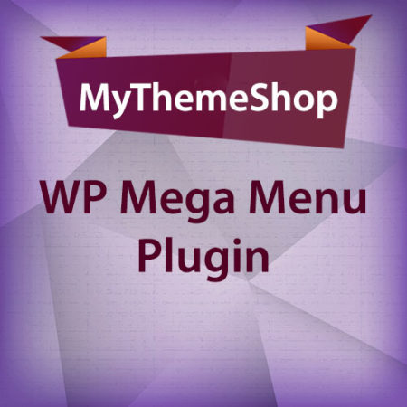 MyThemeShop WP Mega Menu Plugin