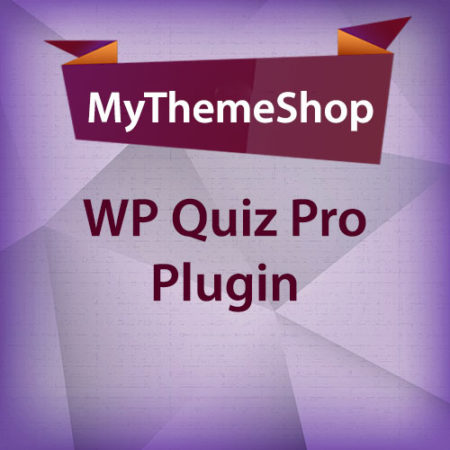 MyThemeShop WP Quiz Pro Plugin