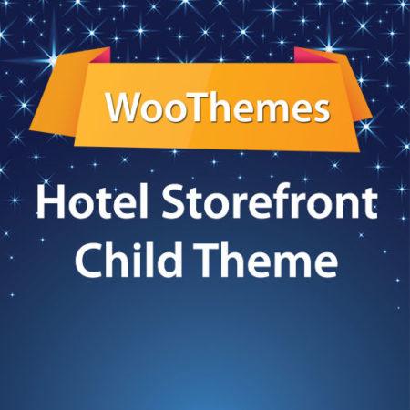 WooThemes Hotel Storefront WooCommerce Theme