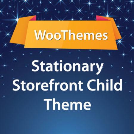WooThemes Stationary Storefront WooCommerce Theme